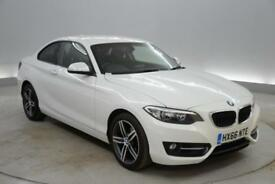 BMW 2 Series 218i Sport 2dr Step Auto