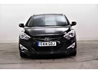 2014 Hyundai i40 CRDI STYLE BLUE DRIVE Diesel black Manual