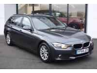 2014 BMW 3 Series 2.0 320d EfficientDynamics Business Edition Touring 5dr