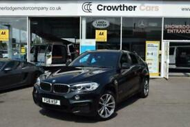image for 2018 BMW X6 3.0 XDRIVE30D M SPORT 4d 255 BHP Coupe Diesel Automatic