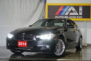 2014 BMW 3 Series 328i xDrive,Low KMs,Bluetooth,Leather,Sunroof