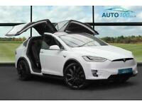 2018 Tesla Model X 75D Dual Motor Auto 4WDE 5dr