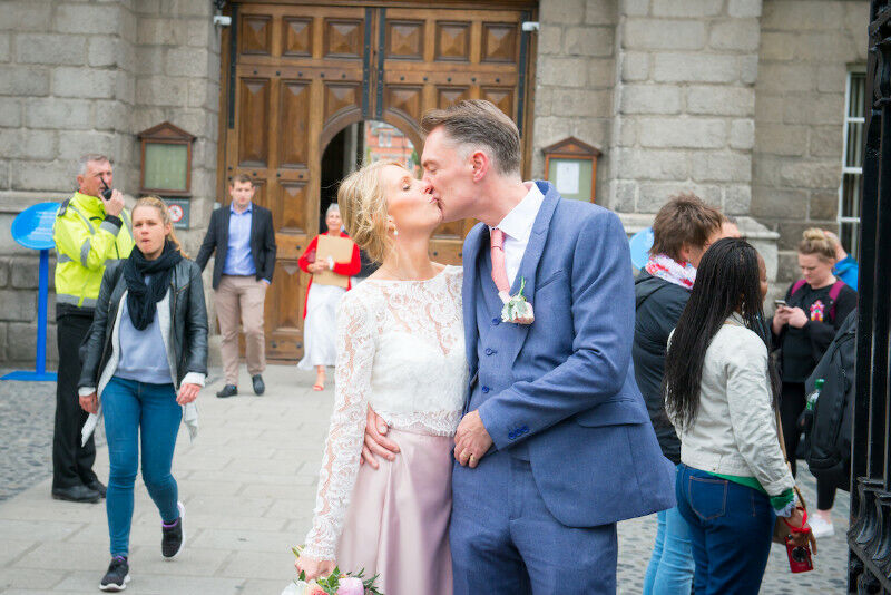 Dublin Registry Office Wedding Photography Package €399