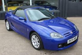 TROPHY CARS MGF MGTF 135,ONLY 23000 MILES,SPORTS EXHAUST,HEADGASKET,1YR WARRANTY