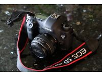 Immaculate Canon EOS 5D Mk III