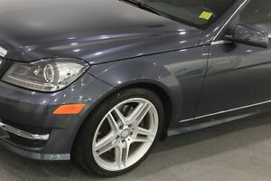 2013 Mercedes-Benz C350 4MATIC Sedan Regina Regina Area image 7