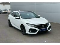 2018 Honda Civic 5dr 1.5t Vtec Sport Plus Hatchback Petrol Manual
