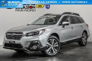 Subaru Outback 3.6R Limited w-EyeSight Pkg 2018
