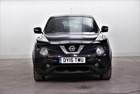 2015 Nissan Juke TEKNA DCI Diesel black Manual