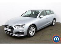 2020 Audi A4 35 TDI Technik 5dr S Tronic Auto Estate Diesel Automatic