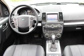 LHD LEFT HAND DRIVE ITALIAN Land Rover Freelander 2 2.2Td4 4X4 Auto 2013 HSE