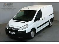 CITROEN DISPATCH 1.6 1000 ENTERPRISE 89 BHP L1 H1 SWB LOW ROOF A/C