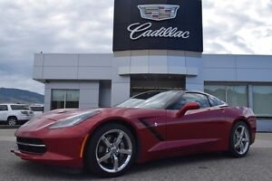 2014 Chevrolet Corvette Stingray Stingray Coupe
