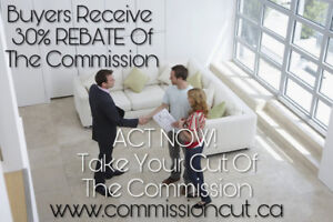 You keep 30% of the commission when you buy with our Partners!