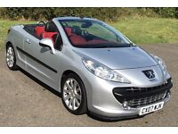Peugeot 207 CC, 1.6 **STUNNING INTERIOR**