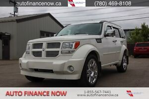 2010 Dodge Nitro SXT 4WD OWN ME FOR ONLY $65.21 BIWEEKLY!