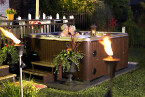 Jump into Spring Hot Tub Sales Event