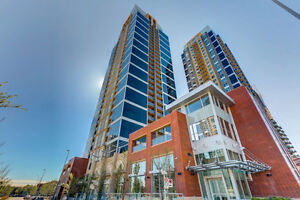 Stunning Downtown Condo - 29th Floor with Magnificent Views