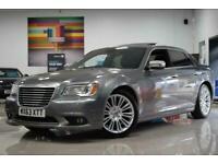 2013 Chrysler 300C 3.0 CRD EXECUTIVE 4d 236 BHP Auto Saloon Diesel Automatic