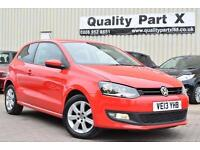 2013 Volkswagen Polo 1.2 TDI Match Edition 3dr