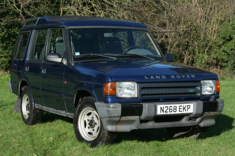 land rover discovery 300 tdi s lhd in aylesbury buckinghamshire gumtree. Black Bedroom Furniture Sets. Home Design Ideas