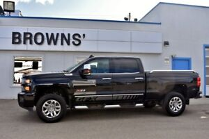 2015 Chevrolet Silverado 3500HD LTZ W/Sunroof, Heated & Cooled F