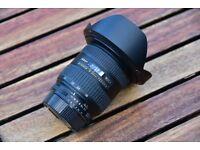 Nikon 18-35 AF-D lens