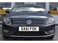 BAD CREDIT CAR FINANCE AVAILABLE 2011 61 VOLKSWAGEN PASSAT 2.0TDI SPORT
