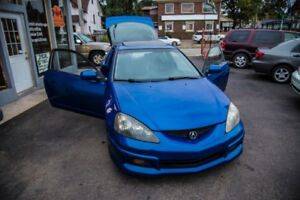 2005 Acura RSX Type S / 6 Speed Manual