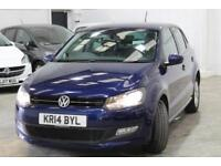 2014 Volkswagen Polo 1.2 Match Edition 5dr