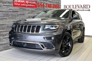 Jeep Grand Cherokee Overland HIGH ALTITUDE HEMI 2016