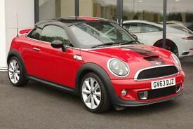 2014 MINI Coupe 2.0 Cooper SD 2dr