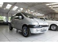 2002 Renault Twingo 1.2.16v. Left hand drive