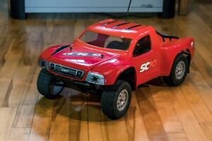 Electric RC 2WD Offroad Race Truck