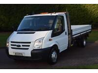 Ford Transit Dropside T350 2.2 tdci 6 speed 13ft6