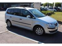 2007 Volkswagen Touran 1.9 TDI S 5dr (7 Seats)