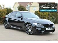 2017 BMW M3 3.0 M3 COMPETITION PACKAGE 4d 444 BHP Saloon Petrol Semi Automatic
