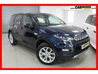 2015 LAND ROVER DISCOVERY SPORT 2.0TD4 HSE AUTO 7 SEATER...1 OWNER...LOW MILES