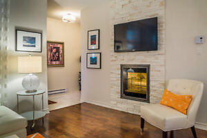 A Must SEE!!! Luxurious All Furnished Condo + Available for Rent Gatineau Ottawa / Gatineau Area image 5