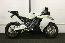 KTM RC8 1190 ** Ready To Go - Carbon Fibre Panels - Tail Tidy **