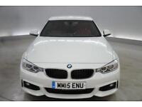 BMW 4 Series 430d xDrive M Sport 2dr Auto [Professional Media]