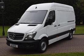 Mercedes Benz Sprinter mwb 313 cdi 130 bhp euro5
