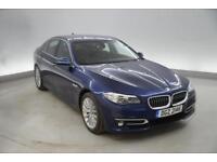 BMW 5 Series 520d [190] Luxury 4dr Step Auto