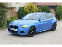 2013 BMW 1 Series 2.0 118D M SPORT 5d 141 BHP Hatchback Diesel Manual