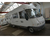 1997 Hymer E690 6 Berth Motorhome RIGHT HAND DRIVE, Air Conditioning