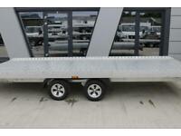AMS 5m Long Car Transporter Trailer Recovery Truck Body 3500kg