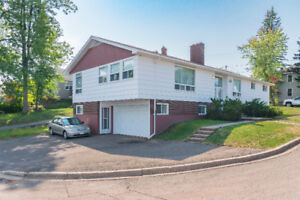218-220 BROMLEY AVE. MONCTON! DESIRABLE GARDEN HILL AREA!