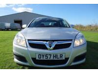 2007 Vauxhall Vectra 1.9 CDTi 16v Exclusiv 5dr