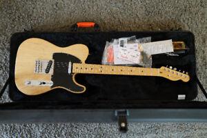 2016 Fender American Standard Telecaster Natural