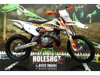 KTM 250 EXC 6 Days Edition Enduro Motocross Bike